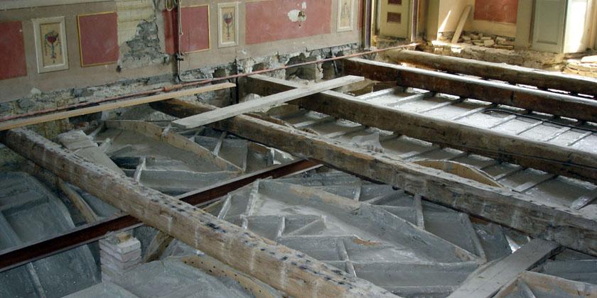 Studio PAci Architettura e ingegneria - restauro e consolidamento