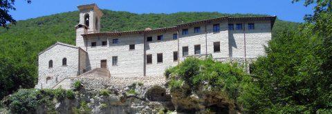 Complesso Monumentale dell'Eremo del Sasso di Valleremita